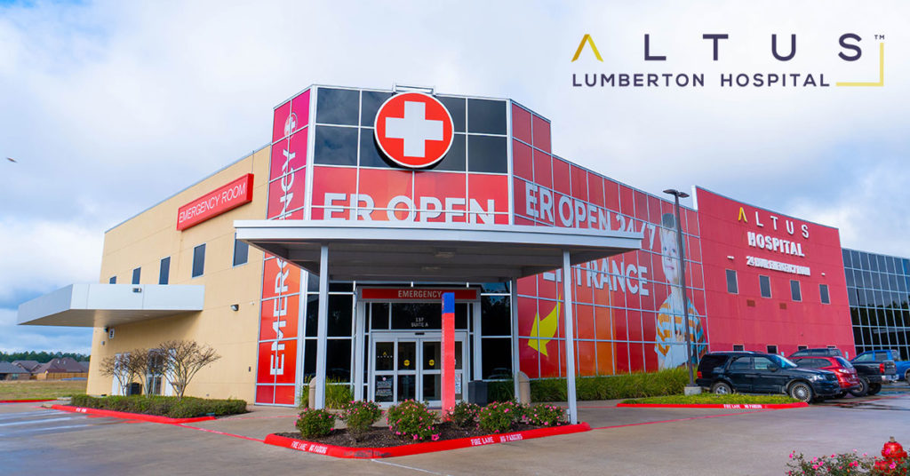 Read about Real Patient Experiences During COVID-19 Lumberton Texas